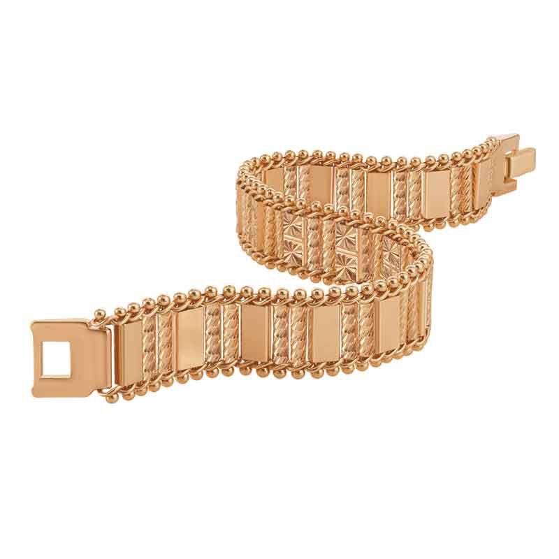 The Sunburst Copper Bracelet 6353 001 8 2