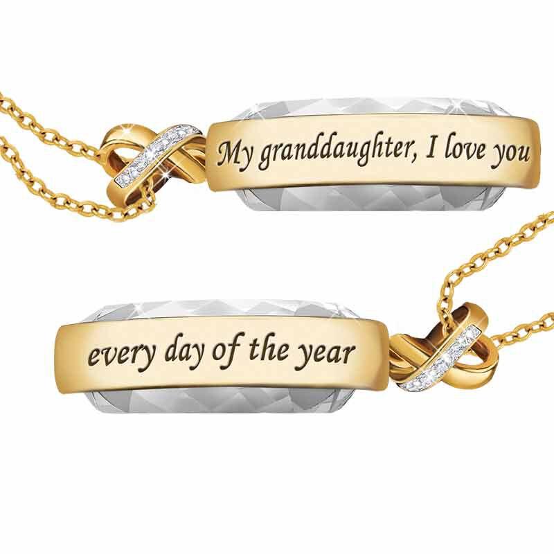 My Granddaughter Diamond Pendant 2828 001 4 2