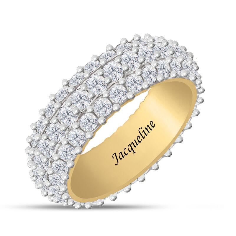 Birthstone Beauty Eternity Ring 6911 0013 d april