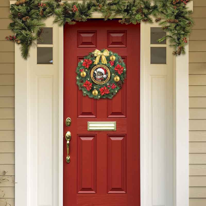 The Meowy Christmas Lit Wreath 6012 001 1 2