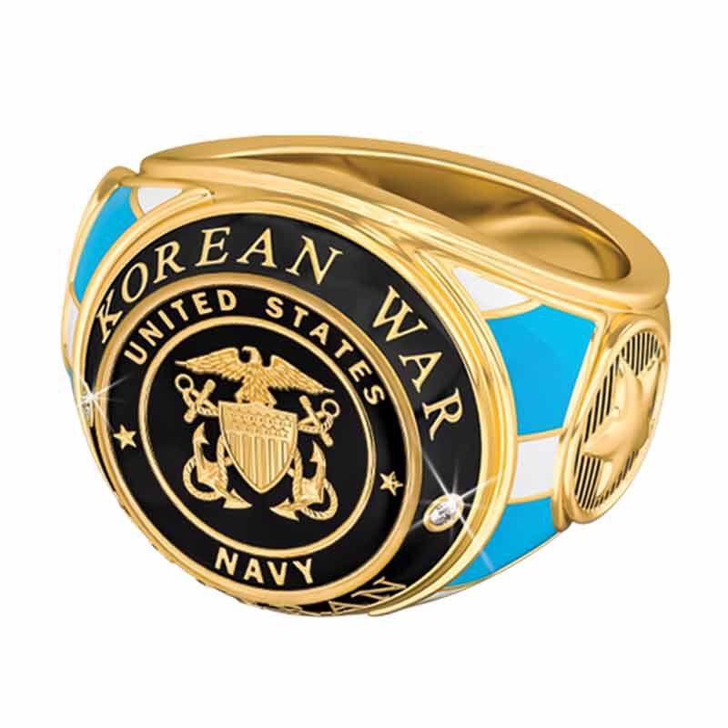 US Navy Veteran Ring 1861 002 2 3