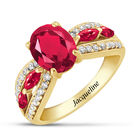 Ruby Red Ravishing Personalized Ring 10103 0021 a main