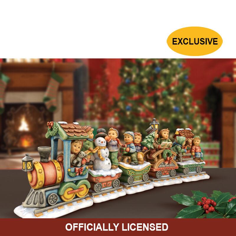 Hummel Christmas Train 5893 0025 m room