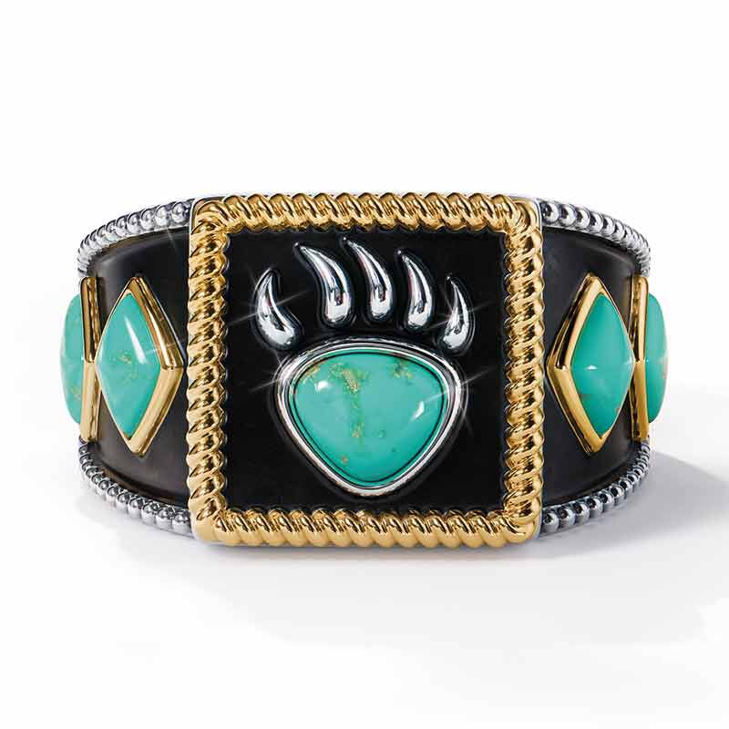 Legend of the Bear Claw Mens Ring 6775 001 8 2