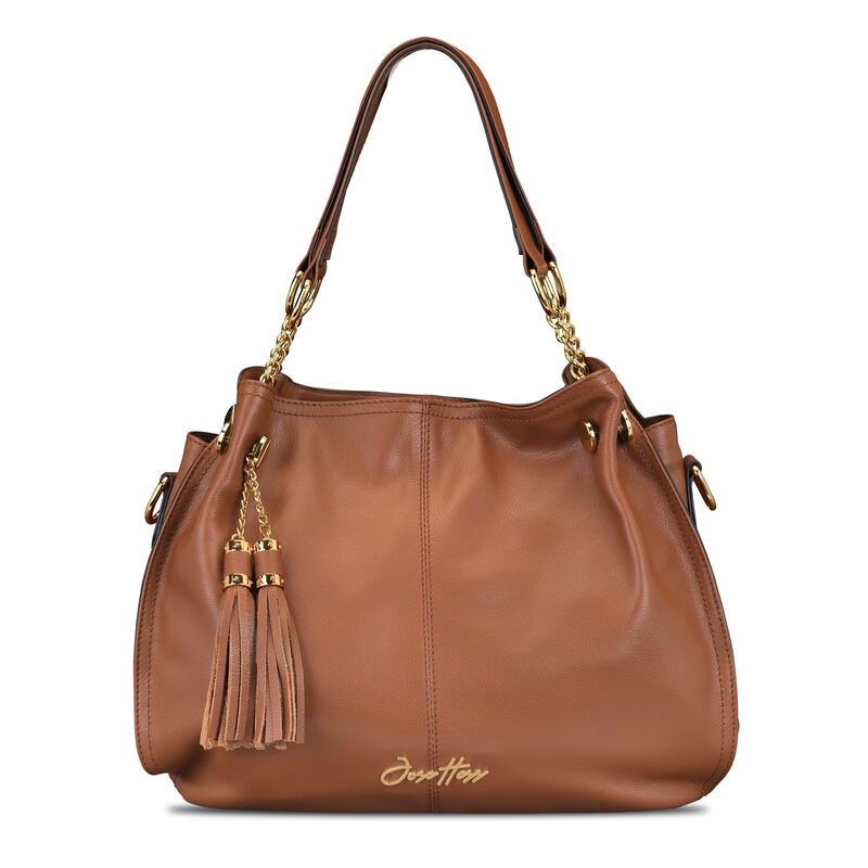 The Jose Hess Signature Leather Hobo 6590 0011 a main