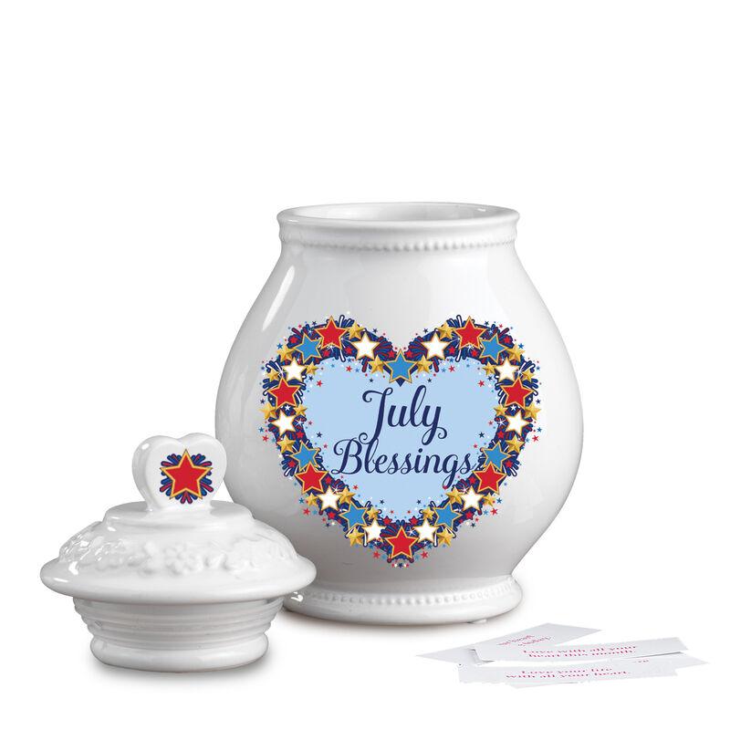 Seasonal Sensations Mini Blessing Jars 10265 0017 e july