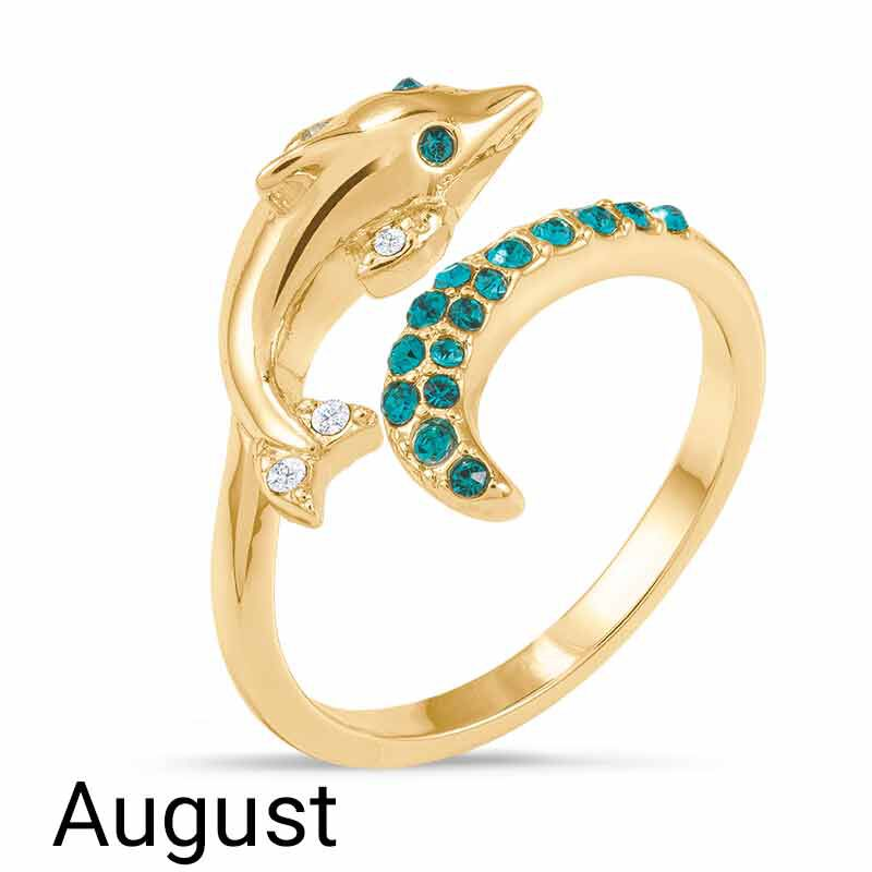 A Colorful Year Crystal Rings   Sizes 9 12 6115 004 1 7