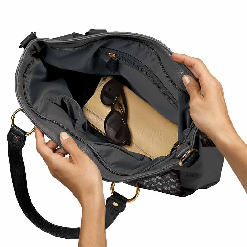 Personalized I Love You Handbag 5158 009 0 3