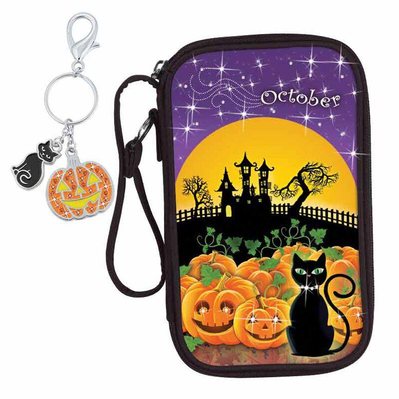 Seasonal Sensations Wristlet  Keychain 5455 002 5 10