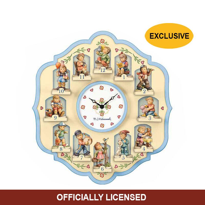 Hummel Clock 5948 0012 a main