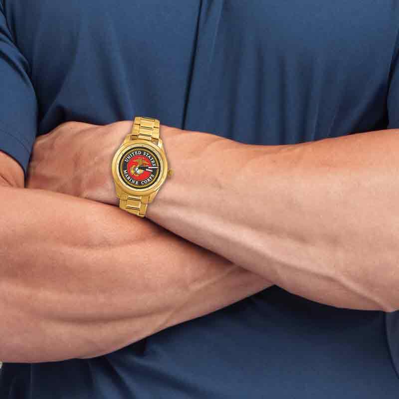 Virtue US Marines Watch 2675 002 6 6