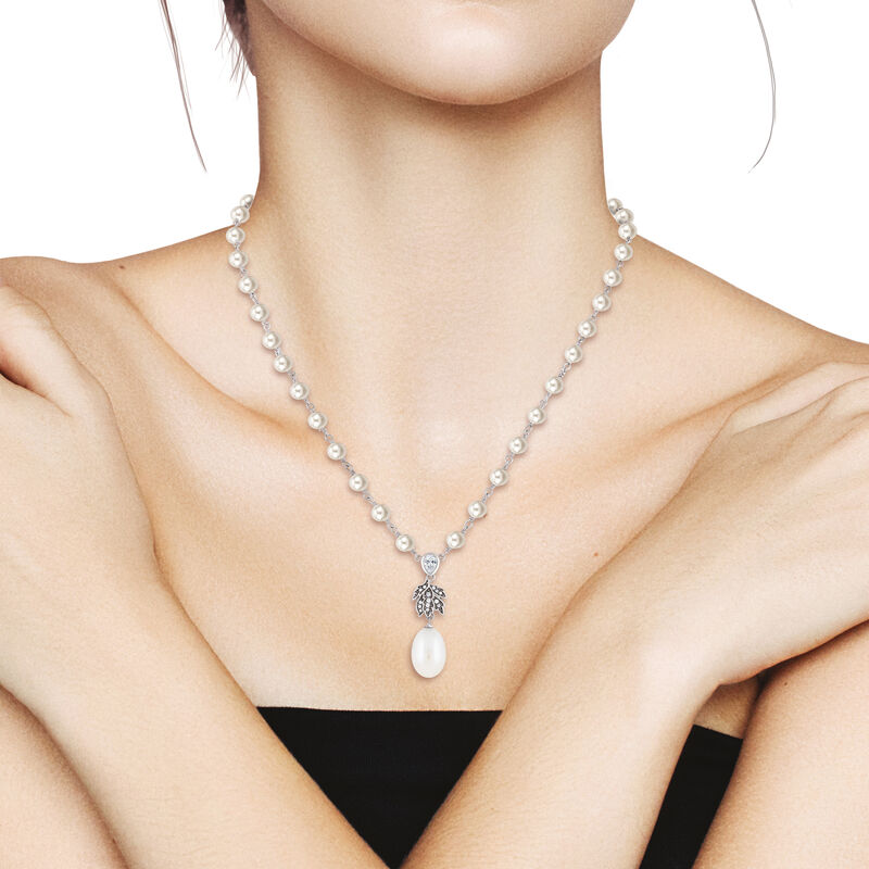 The Wanderer Pearl Necklace 6742 0018 m model