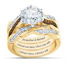 I Still Do Diamonisse Ring Set 2451 0091 a main