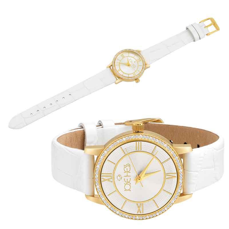 The Ladies Diamond Watch by Jose Hess 2128 001 1 4