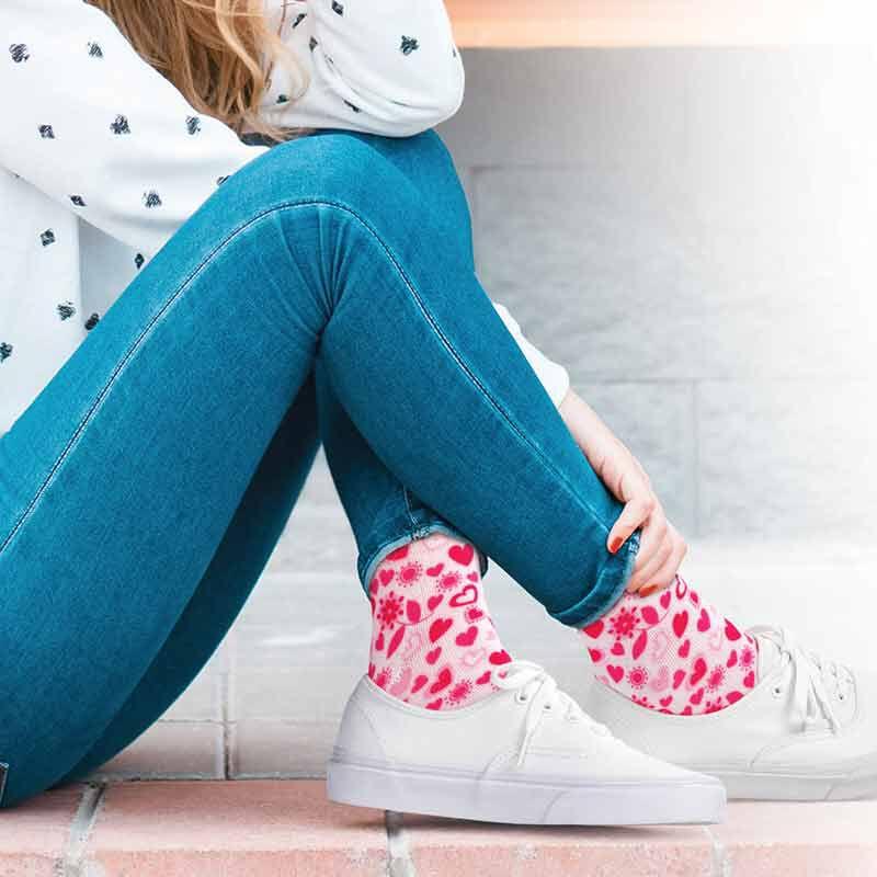 Seasonally Sassy Womens Socks 4909 001 2 7