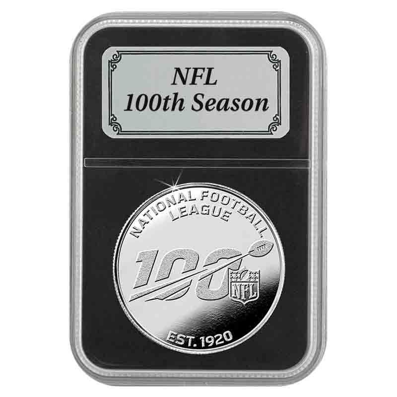 NFL 100th Season Silver Commemorative 6229 001 0 3