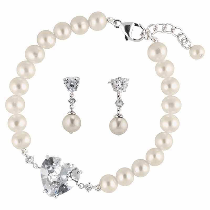 The Legend Bracelet  Earring Set 1746 002 3 1