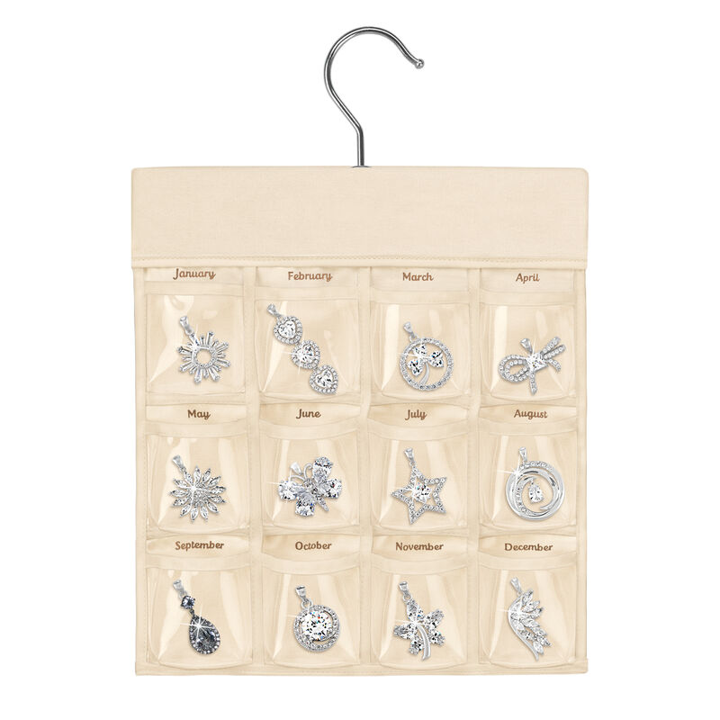 A Dazzling Year Pendant Collection 10452 0010 l organizer