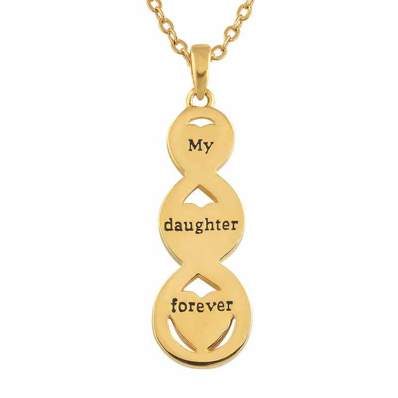 For My Daughter Diamond Pendant 2684 001 7 2