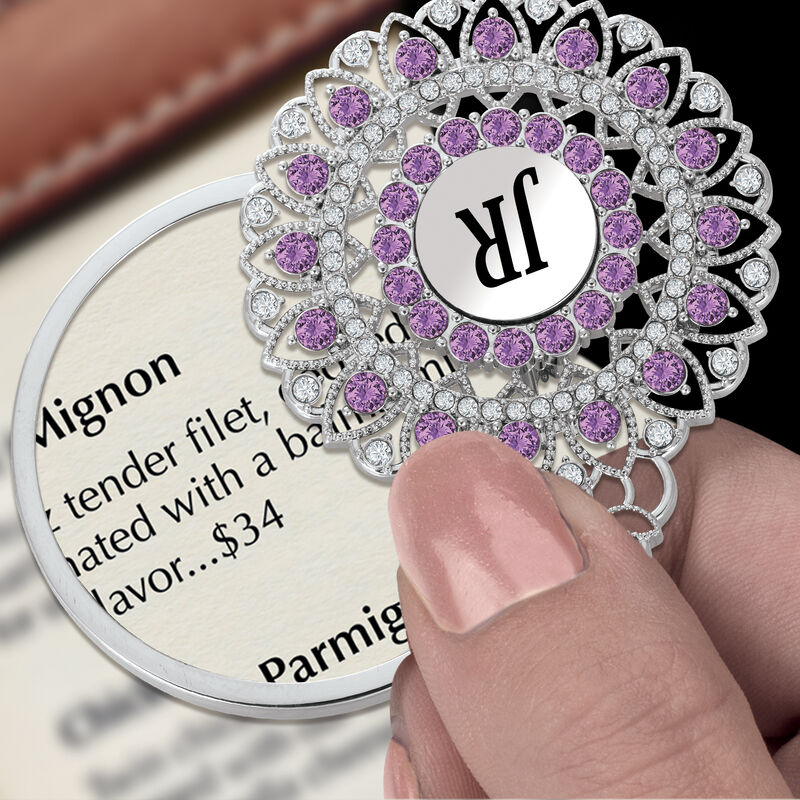 MAGnifique Birthstone Pendant 10242 0015 n close up
