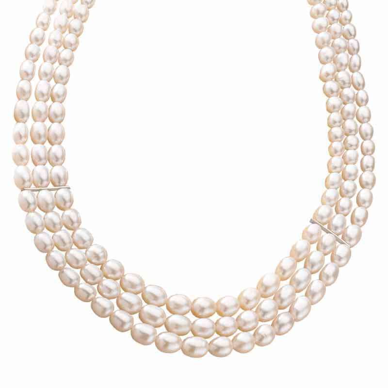 Sweet Harmony Cultured Pearl Necklace 4982 001 2 1
