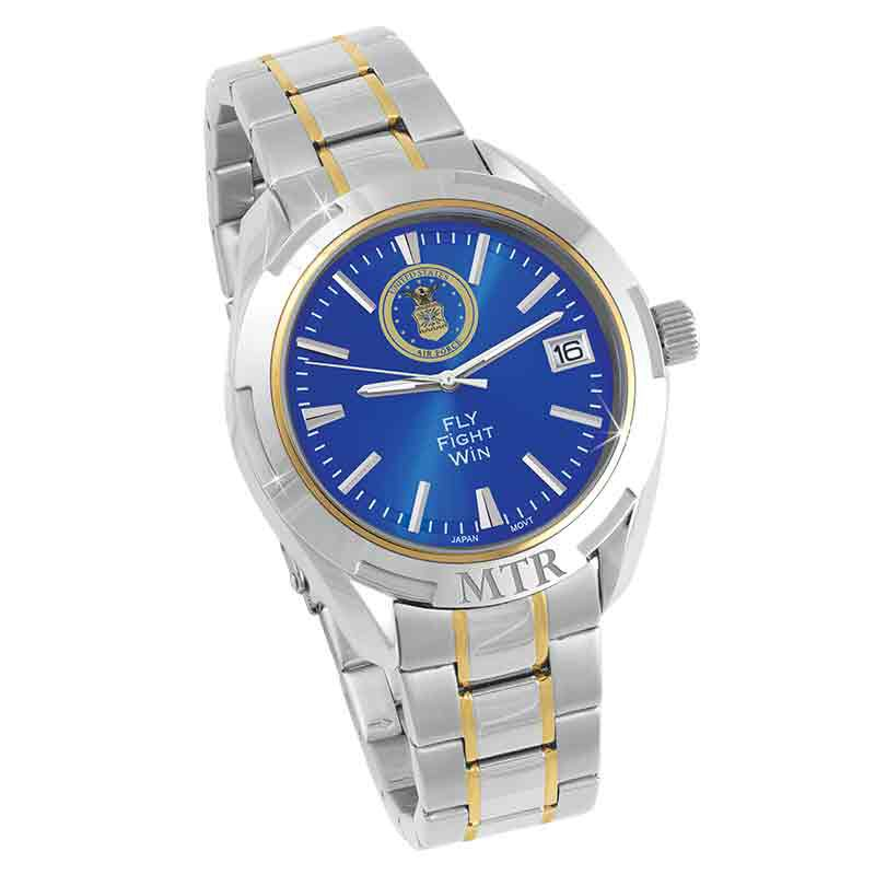 Fortitude US Air Force Watch 2281 004 8 6