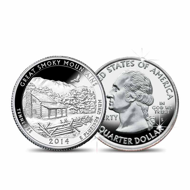 Land of the Free State Quarters Silver Proof Collection 3668 003 1 1