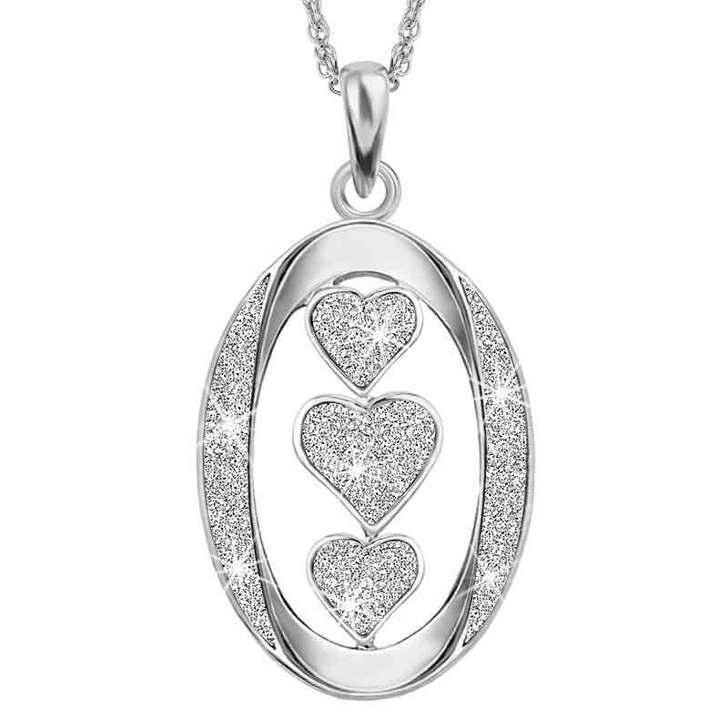 My Daughter I Love You Diamond Pendant 1140 001 7 2