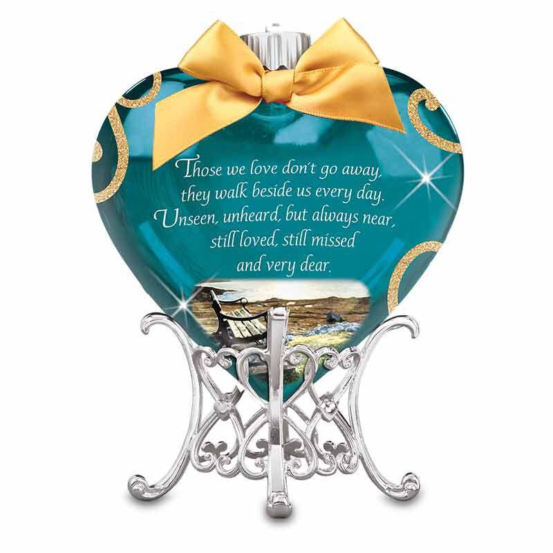 Always in my Heart Illuminated Keepsake Ornament 6349 001 5 1