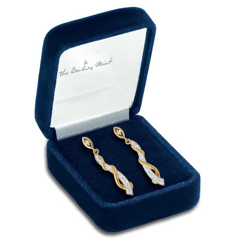 Twists of Elegance Diamond Earrings 2645 001 5 3