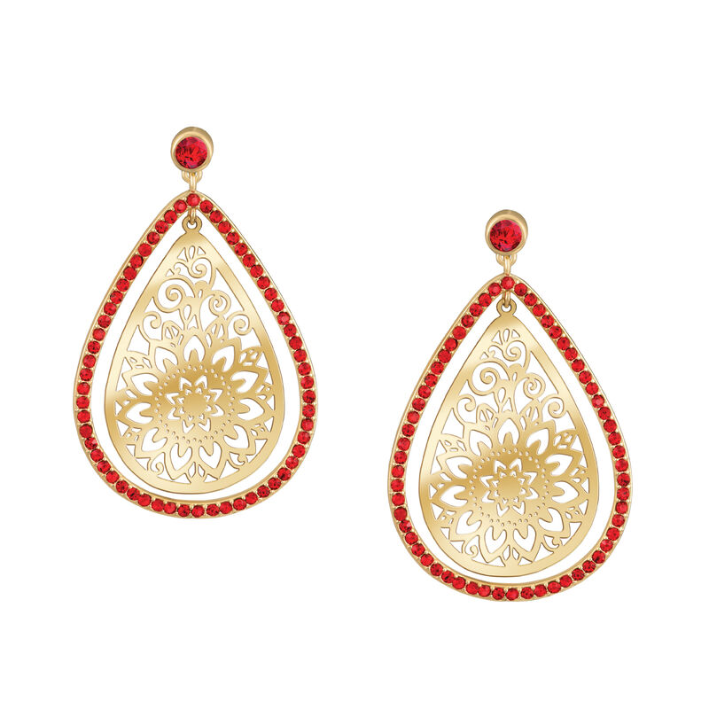 A Year of Fabulous Featherweight Earrings 10642 0011 g september