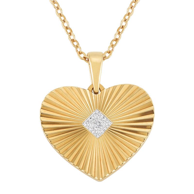 Always My Daughter Diamond Pendant Music Box 2869 0055 c pendant