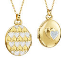 My Daughter Forever Diamond Locket 10216 0025 a main