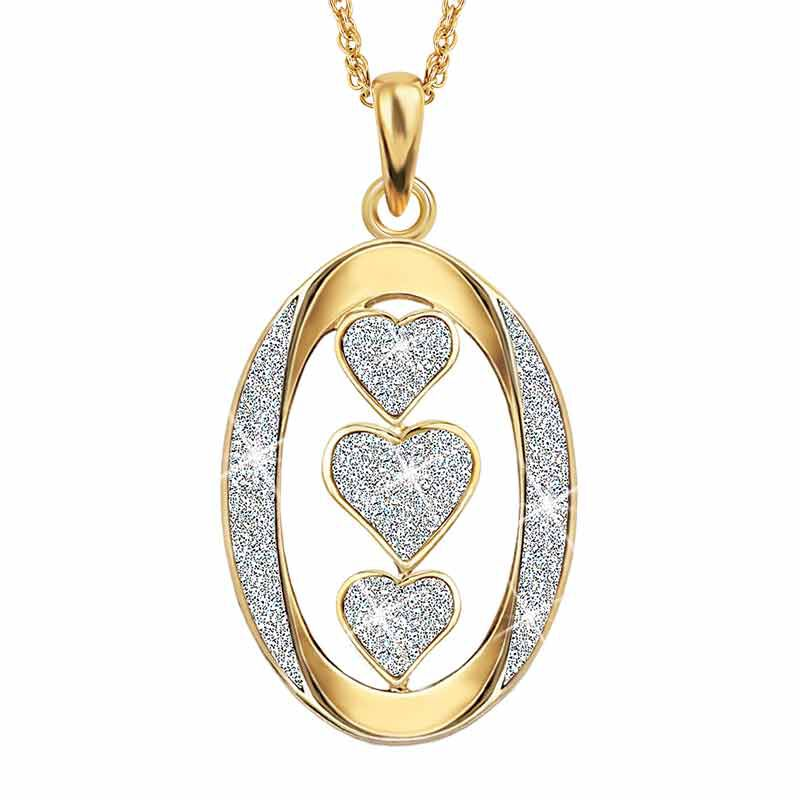 Our Daughter We Love You Diamond Pendant 2965 007 4 2