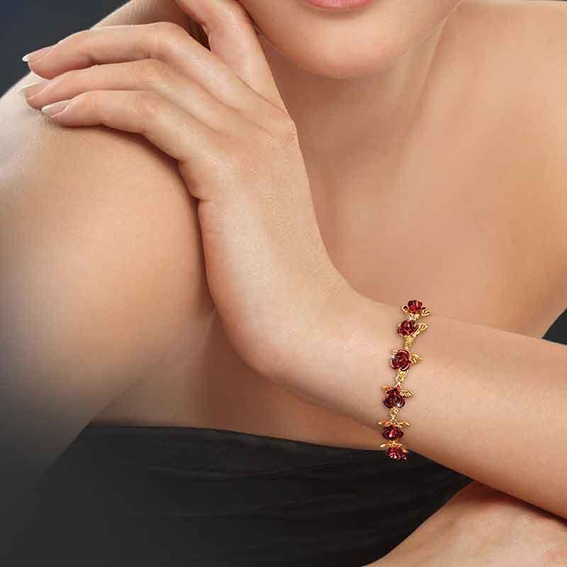 A Dozen Roses Bracelet 8355 003 8 3