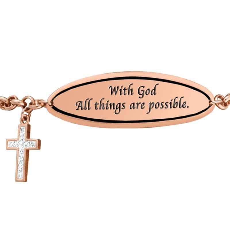 Healing Through Faith Magnetic Copper Bracelet 1329 001 0 2