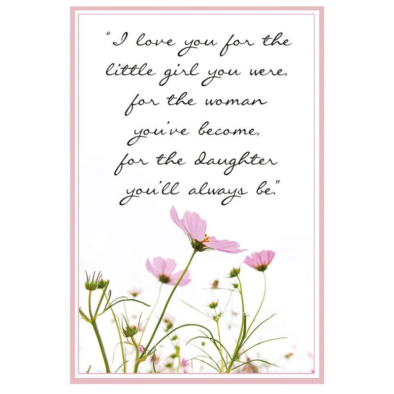 My Daughter I Love You Crossbody Bag 6480 0014 d poem