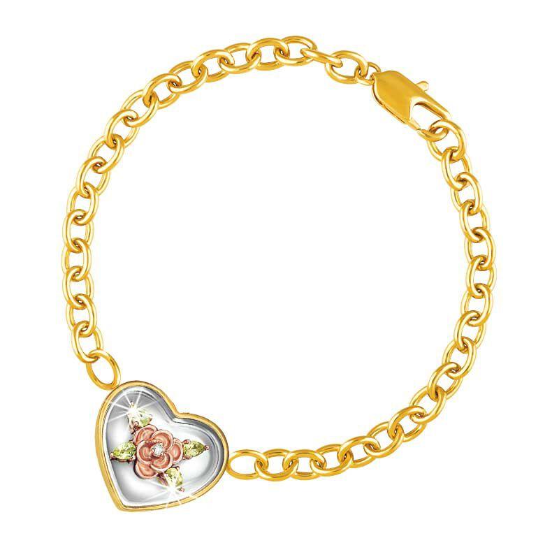 My Daughter Forever Diamond Bracelet 7517 013 4 1