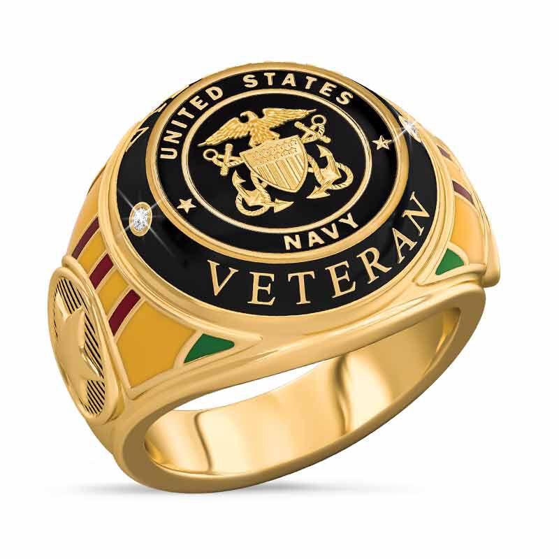 US Navy Veteran Ring 1861 002 2 1