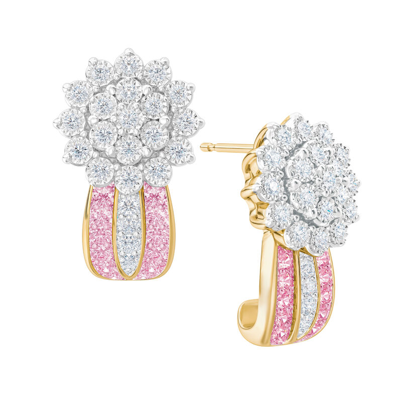 Birthstone Radiance Earrings 5687 0074 f june