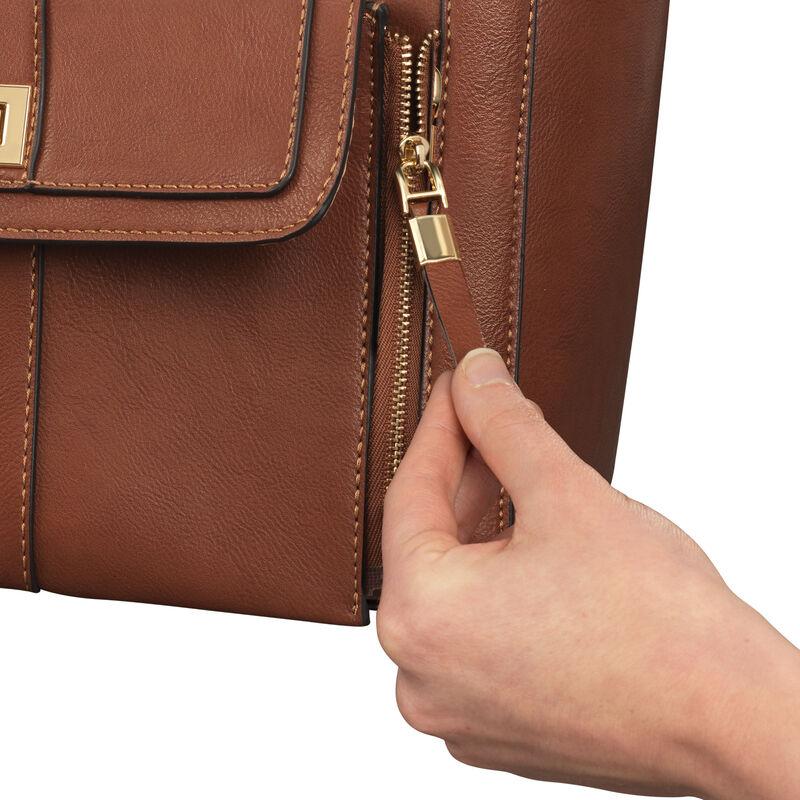The Brooklyn Convertible Handbag 5484 0012 c zipper