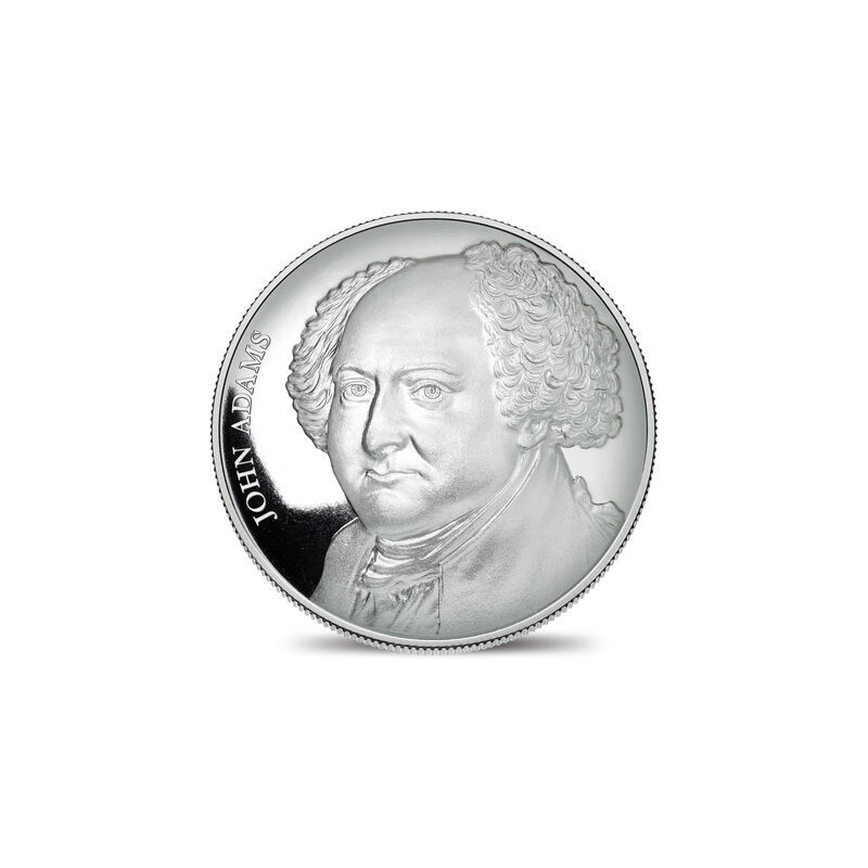The Founding Fathers Silver Proof Commemoratives Collection 6287 001 9 3