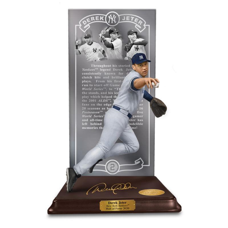 The Derek Jeter Hall of Fame Sculpture 4175 045 6 1
