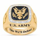 Personalized US Army Ring 1660 0025 a main