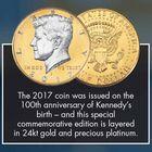 John F Kennedy Half Dollar Collector Set 2158 001 4 2