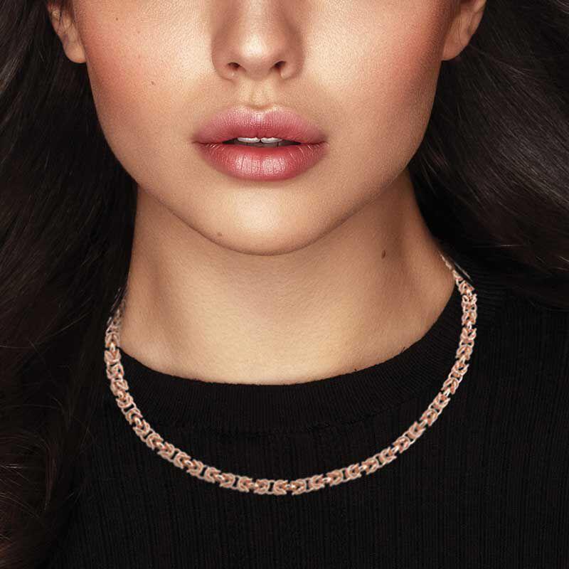 Byzantine Beauty Copper Necklace 6485 001 9 5