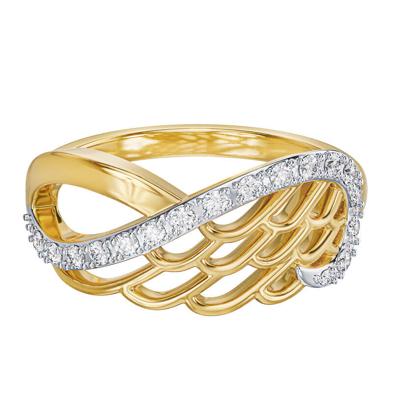 Angel Wing Infinity Ring 6815 001 0 2