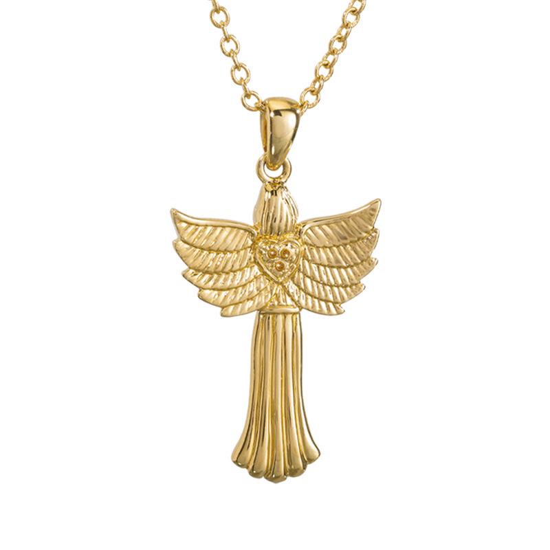 My Guardian Angel Pendant 10459 0013 b back