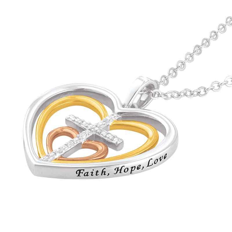 Cross My Heart Diamond Pendant 1822 001 2 2