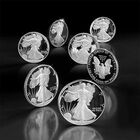 The Legendary Seven   The San Francisco Silver Eagles Proofs 5414 001 7 1